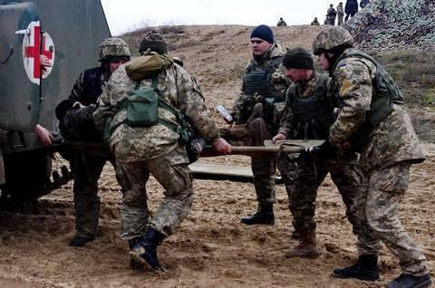 5 Ukrainian troopers wounded in Donbas war zone over last day - Ukraine's Defense Ministry