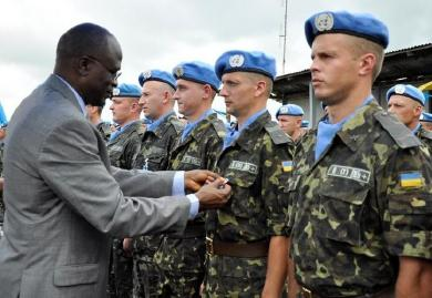 Ukraine to continue participation in UN peacekeeping missions - FM