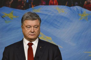Poroshenko explained why he chose not to implement martial law