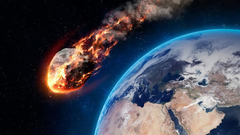 Gigantic Halloween asteroid narrowly avoids collision with Earth