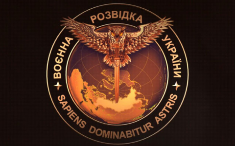 Ukrainian Military Intel emblem means exactly what it seems - activists