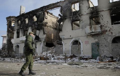 Ukrainian army ready to withdrawal from Stanytsia Luhanska but hostiles marring truce