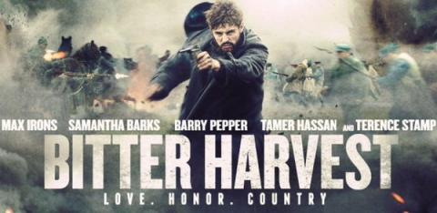 British actors in first trailer for Bitter Harvest about Ukraine's famine
