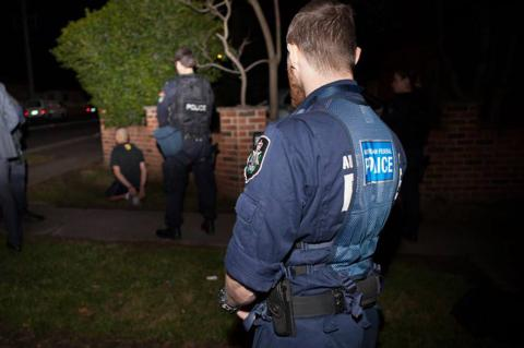 Two men detained in Australia on ISIS link