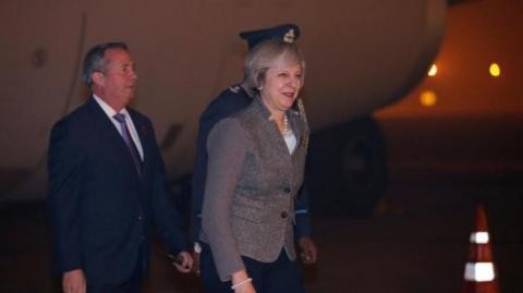 Theresa May refused to raise Indian visa quota