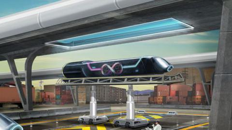 Dubai, Hyperloop One to study possibilities for building line to Abu Dhabi