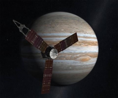 Why NASA's Juno mission could last a lot longer than it was supposed to