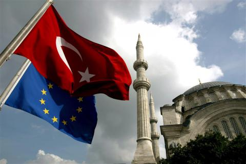 EU increased criticism towards Turkey