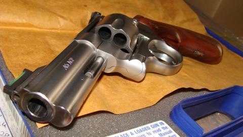 Smith & Wesson wants its name changed