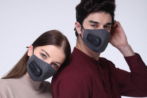 Xiaomi launches anti-pollution mask 'Cloth Pear Fresh Air Mask' to battle smog and air pollution!