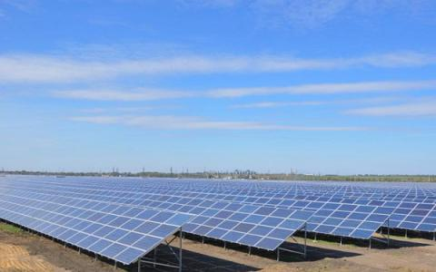China's CNBM completed registration of ownership to 10 largest solar power plants in Ukraine