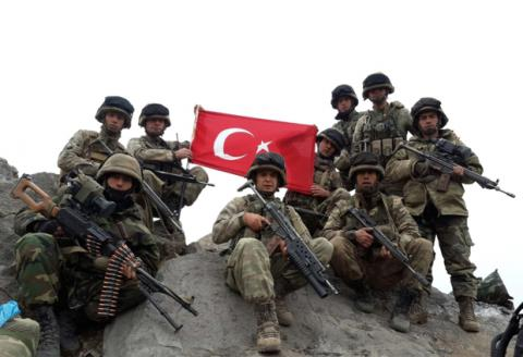 Turkey to add 30,000 military personnel