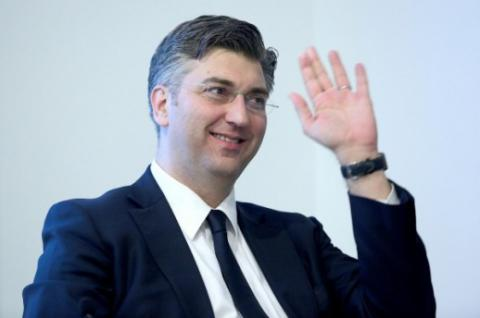 Croatian PM to visit Ukraine for the first time on November 20-21