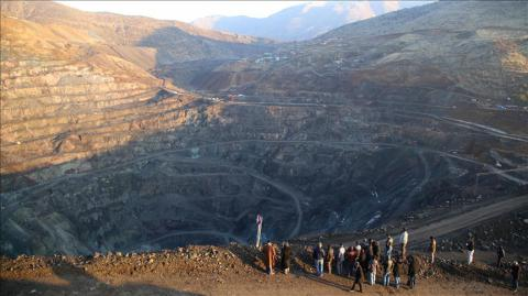 Four killed in Turkey copper mine collapse