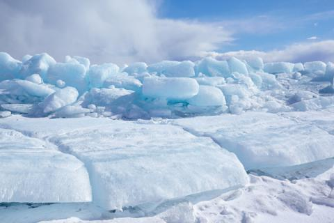 Temperatures soar, sea ice hits record lows at North and South Poles