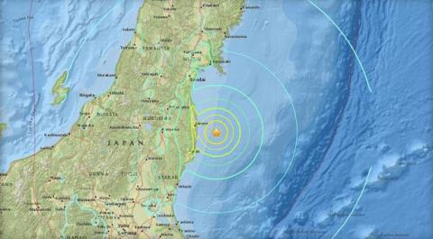 Japan's tsunami warning system worked well in major earthquake
