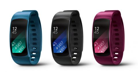 Samsung Gear Fit2 software update streamlines smart exercise
