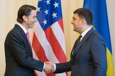 US rep will visit Ukraine, discuss international cooperation in energy sector