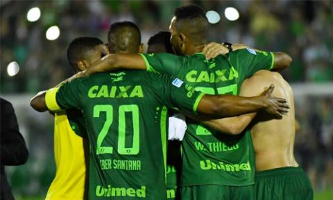 Brazil decrees three days of national mourning for soccer team killed in air crash