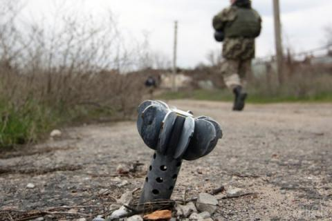 2 Ukrainian servicemen wounded, 1 shell-shocked in militant attack in Donbas
