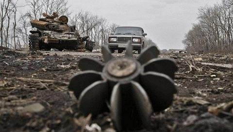 'DPR', 'LPR' militants opened fire on Ukrainian govt forces' positions 42 times over last day