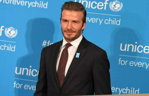Hackers tried to blackmail David Beckham over email leak