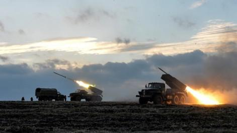 Donbas militants launched 97 attacks on Ukrainian positions in ATO area over past day