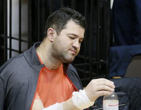 Nasirov's wife bails out her arrested on embezzlement charges husband for UAH 100m