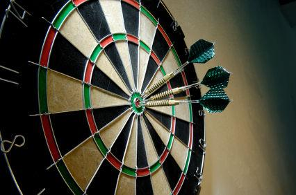 How to get a bullseye every time (VIDEO)