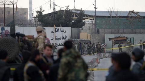38 dead, dozens injured in IS attack on hospital in Afghan capital