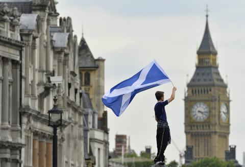 Scotland may hold independence referendum in 2018 - First Minister