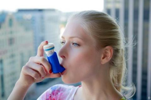 Asthmatics less able to fight off flu