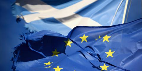 EU: if independent, Scotland have to reapply for membership