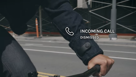 Google and Levi's Are Releasing the World's First 'Smart Jacket' This Year