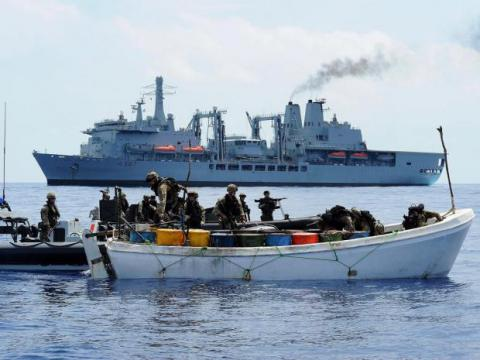 Somali pirates release seized oil tanker, crew without payment of ransom