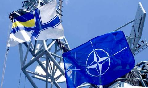 4 NATO warships arrived in port of Ukraine