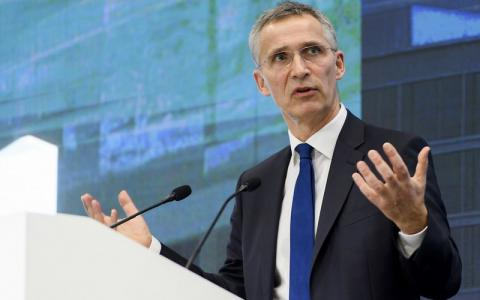 NATO head wants Turkey and Austria to solve conflict