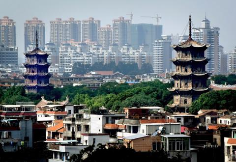 China boasts 102 cities bigger than 1 mln people