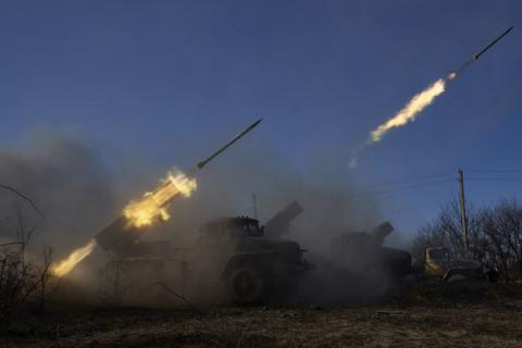 Russian-backed militants shelled Ukrainian forces in Donbas 50 times over past day - ATO HQ