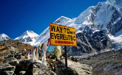 Everest climbers will be hooked with GPS device
