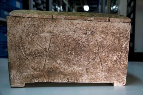 In an Israeli warehouse, clues about Jesus