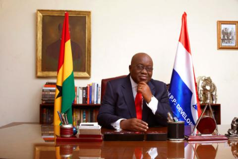 Ghana's President  decides the country needs 110 ministers