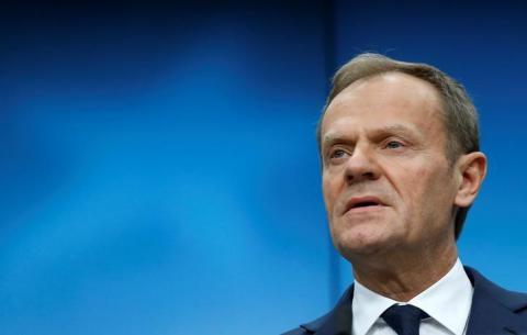 EU President to issue Brexit guidelines within two days of March 29