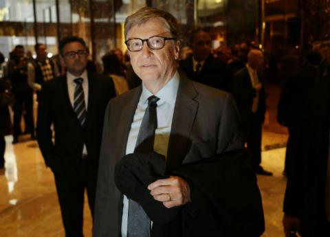 Forbes: Bill Gates remains the reachest person in the world