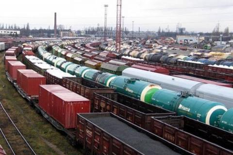 Ukrainian PJSC Ukrzaliznytsia reports 9% rise in freight over Jan-Feb 2017
