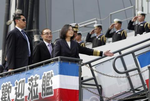 Taiwan plans to build own submarines