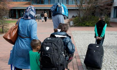 UNICEF poured critics on child refugees situation in Germany
