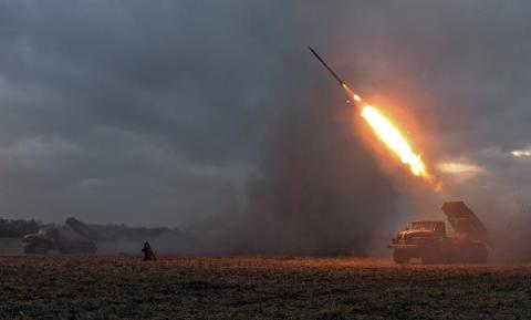 Donbas conflict: Russian-backed militants shelled Ukraine's forces positions 76 times over past 24 hours