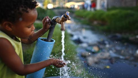 In World Water Day African governments urged to spend more on clean water