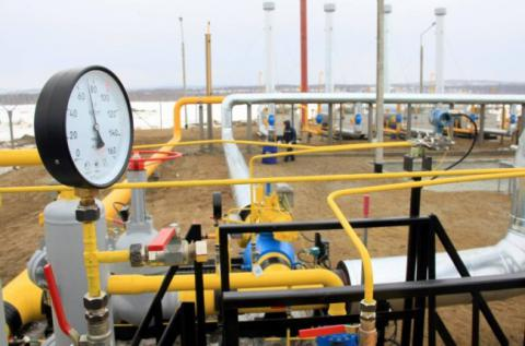 Ukraine imported natural gas for $394 m in 2016 - Stats